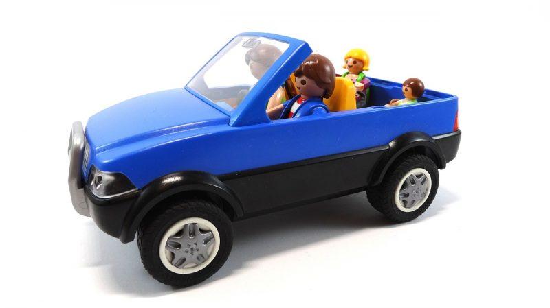Die acht besten Spiele für (lange) Autofahrten mit Kindern