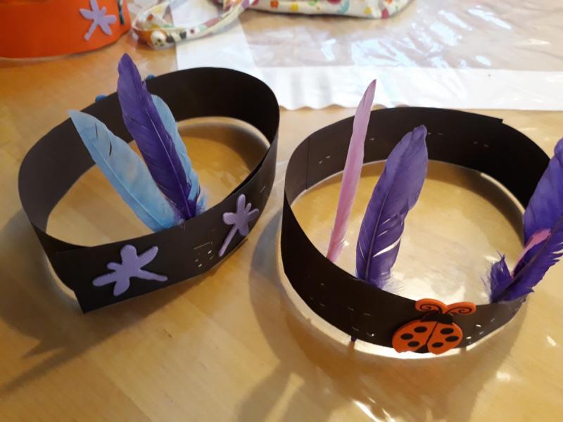 Indianerfest für Väter und Kinder